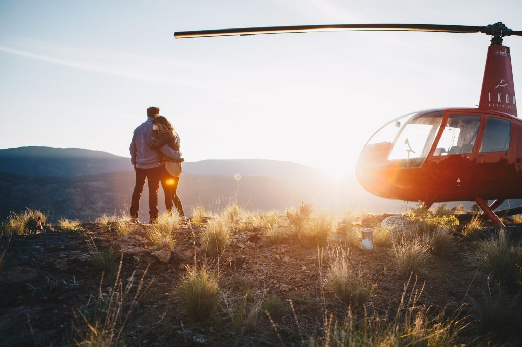 Helicopter Tours Kelowna | Ikon Adventures