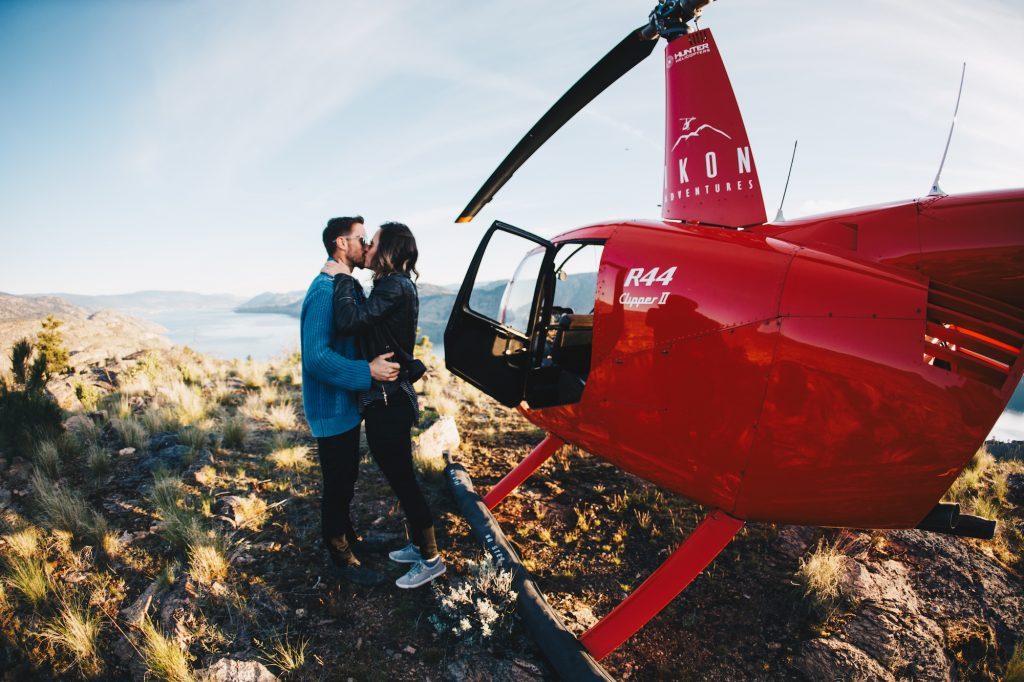 Kelowna Helicopter Tours & Sightseeing | Ikon Adventures