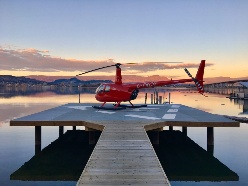Helicopter Tours - Kelowna Attractions | Ikon Adventures