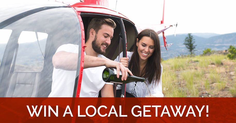 An IKONIC Local Weekend Getaway for Two