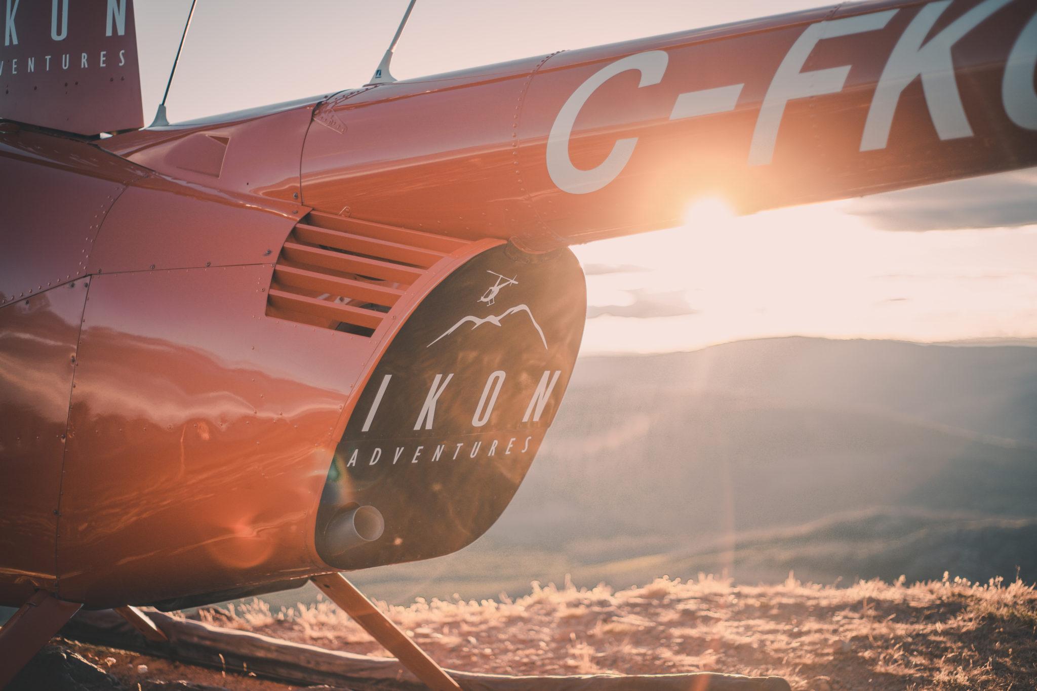 Okanagan Helicopter Tours | Ikon Adventures