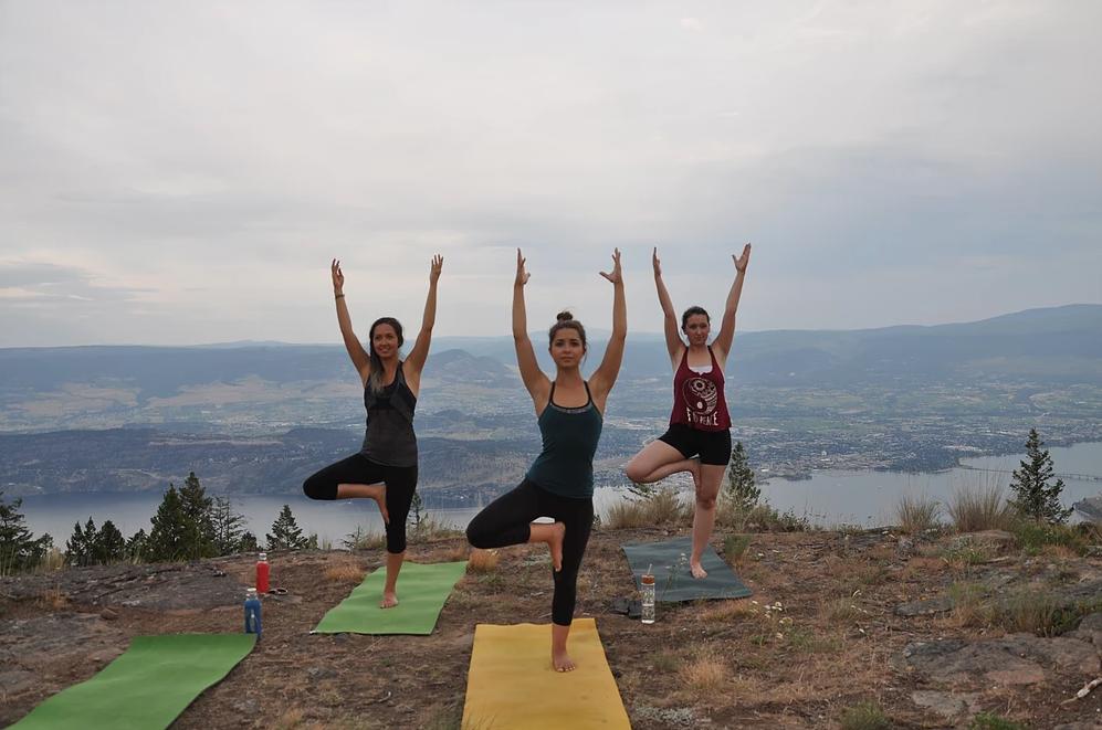 Heli Yoga Experience | Ikon Adventures